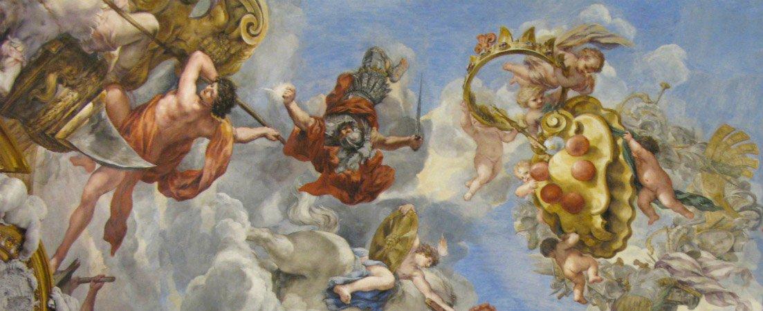 Tuor Pitti Galleria Palatina