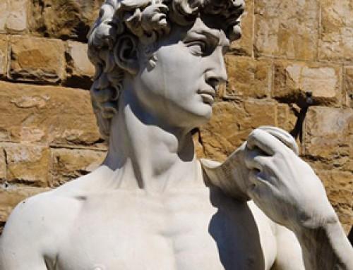 Tour del David di Michelangelo