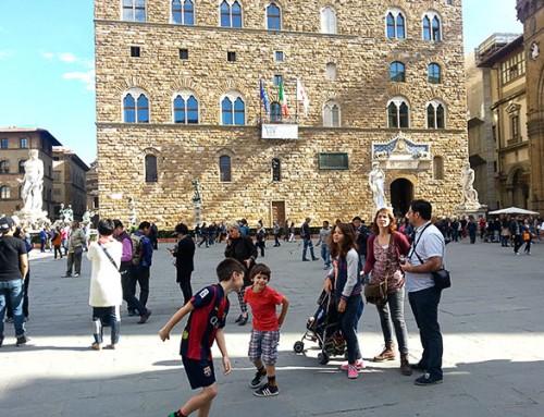 Firenze per bambini