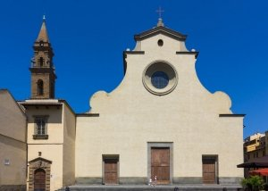 Visita guidata basilica Santo Spirito firenze