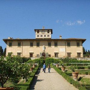 Tour delle ville medicee Firenze Pietraia