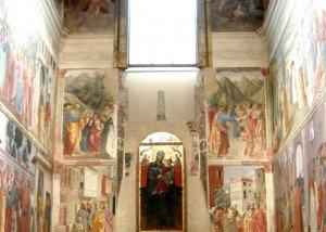 Cappella Brancacci visita guidata firenze
