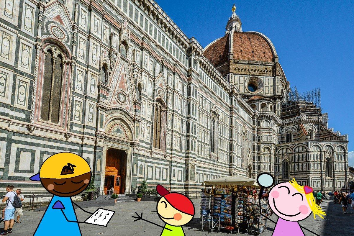 Firenze con i bambini: la caccia al tesoro