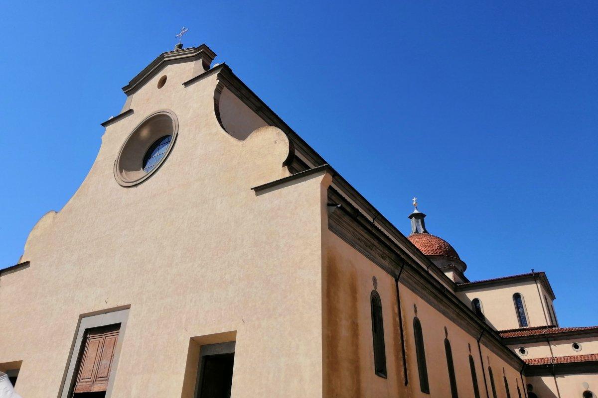 visita guidata chiesa firenze