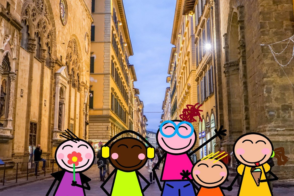 Scoprire Firenze coi sensi: Firenze con i bambini