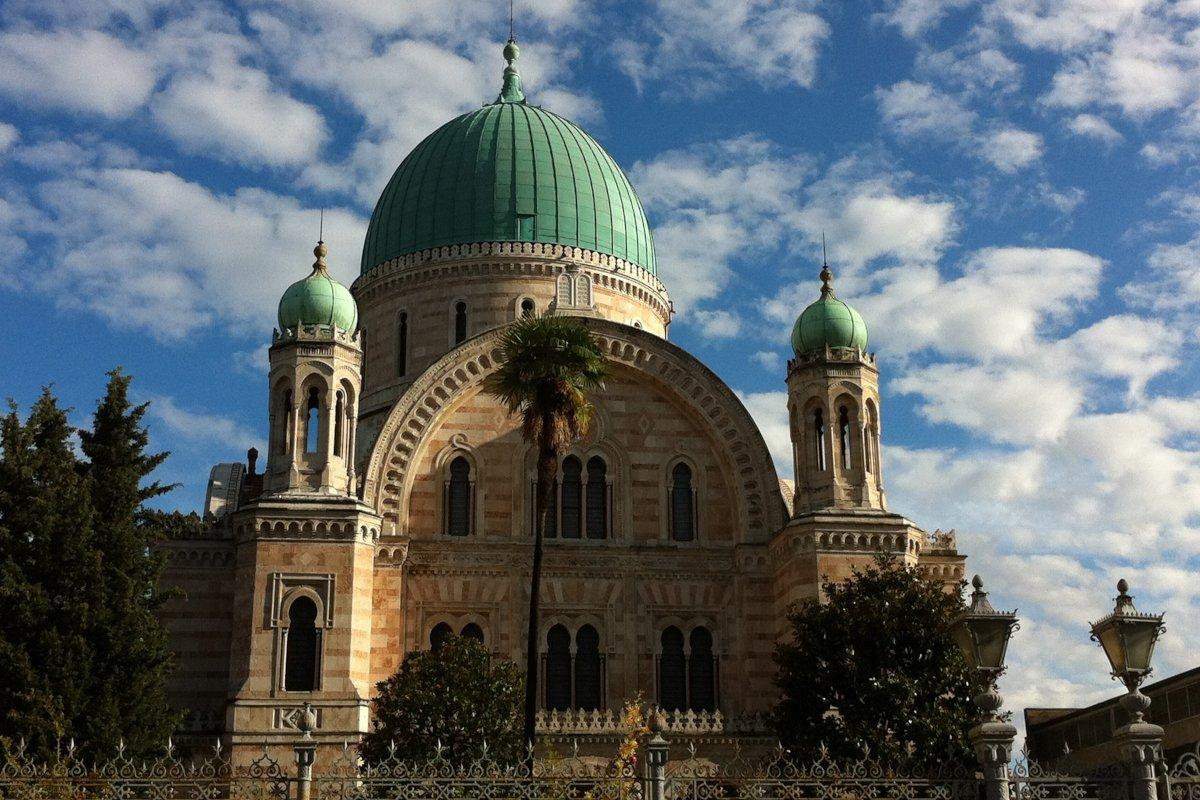firenze ebraica visita sinagoga di firenze