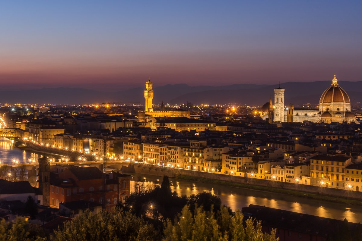 Visite guidate notturne: Firenze by night