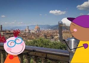 Una giornata a Firenze per bambini