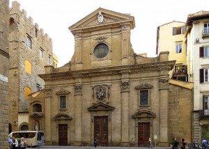 basilica santa trinita firenze