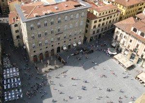 Tour di Firenze dall'alto